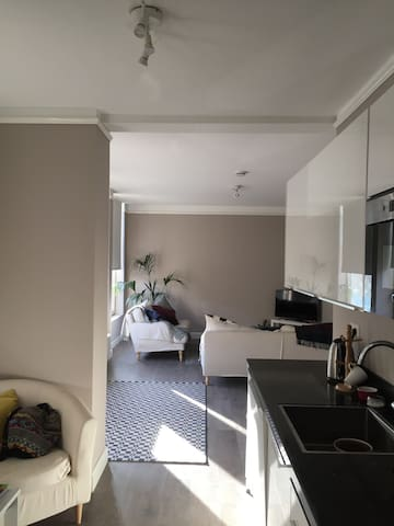 Central, Modern 1 Bed Apt & Roof Terrace-The Hague - Den Haag - Apartamento