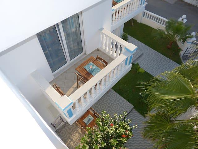 Apartments Blue&White, Whg VI, OG - Kamisiana - Apartamento