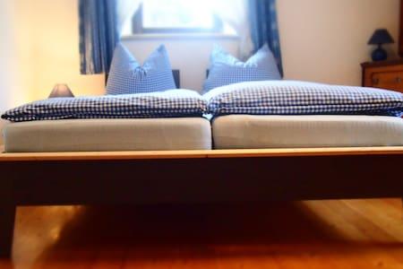 Urige Wohnung im Vierkanthof - 3 Personen - Wallern an der Trattnach - 公寓