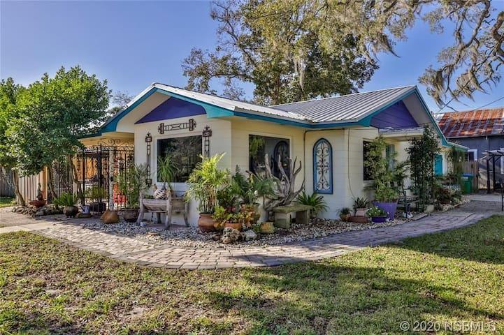 New Smyrna Beach - Cottage 200
