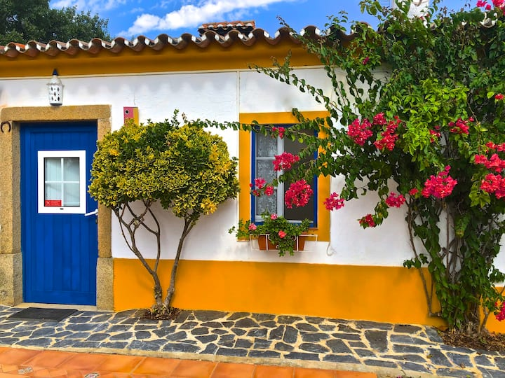 Charming Small Cottage at Alentejo T1+1
