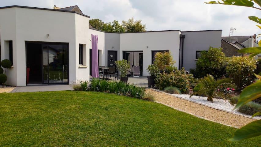 Très belle maison avec SPA extérieur