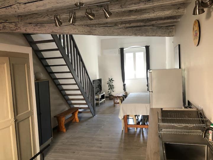 Appartement au pied du Mont-Ventoux