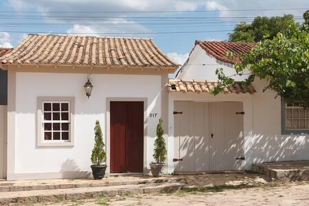 Casa Bemvinda setor Histórico alto