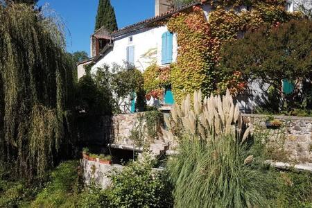 Très joli appartement à Labarre, quartier de Foix.