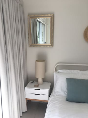 Lamps  Mirror Side Table