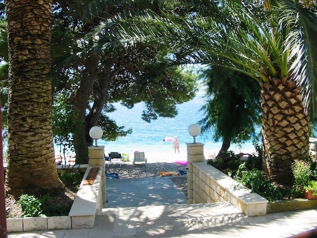 """Beachfront Apartment """"Sea"""" - Čelina - Lägenhet"""