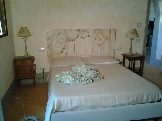 Stanza Lucero - Le Logge ritrovate - Acquasparta - Bed & Breakfast