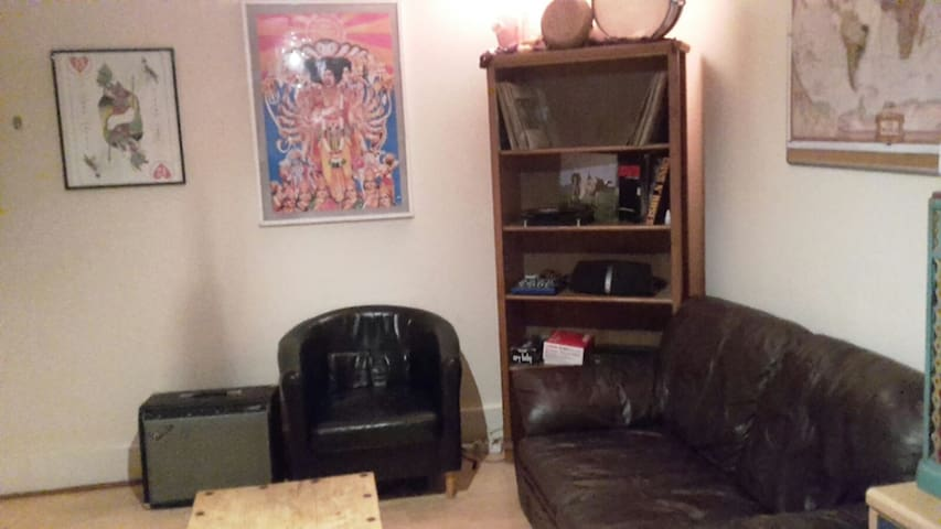 Private double living room in Brixton - Londres - Pis