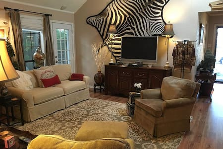 Very well decorated home for family - Rowlett