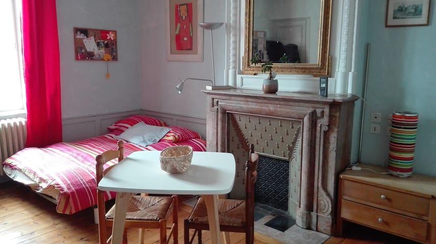 Petit studio plein centre de Rodez.