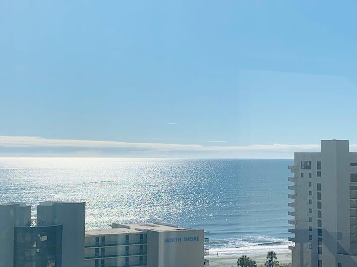 Ocean Dunes Tower II, Beautiful ocean view