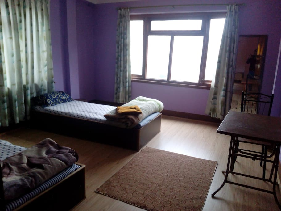 Sharing Bedroom