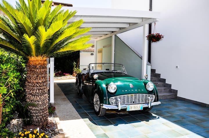 Sfavillante Villa da Oscar a 100 mt dal mare