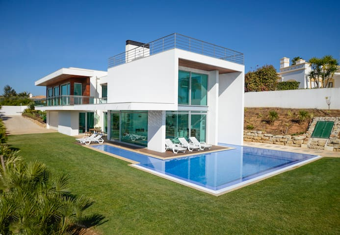 Villa Palmares Beach, Golf & Dream - Odiáxere - Casa