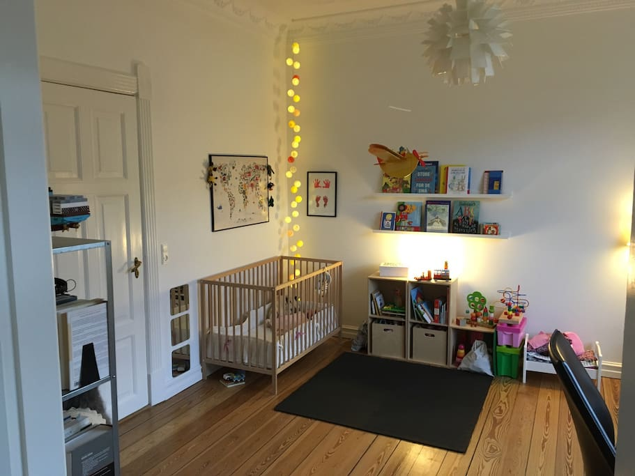 Office - child room - (could be extra bedroom if needed)