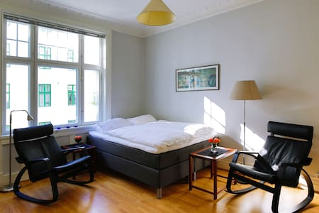 Bright studio in beautiful Frogner - Oslo