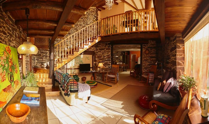 Traditional Galician Country House - Ribeira Sacra
