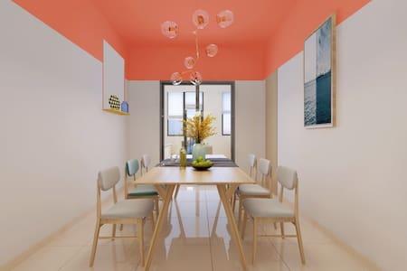 湘云居公寓,现代北欧风格设计,简约、清新、城市里温馨的家。这里一室一厅45平南北通透大套房,设施齐全