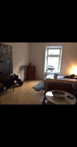 Lägenhet i centrala Göteborg, nära Avenyn