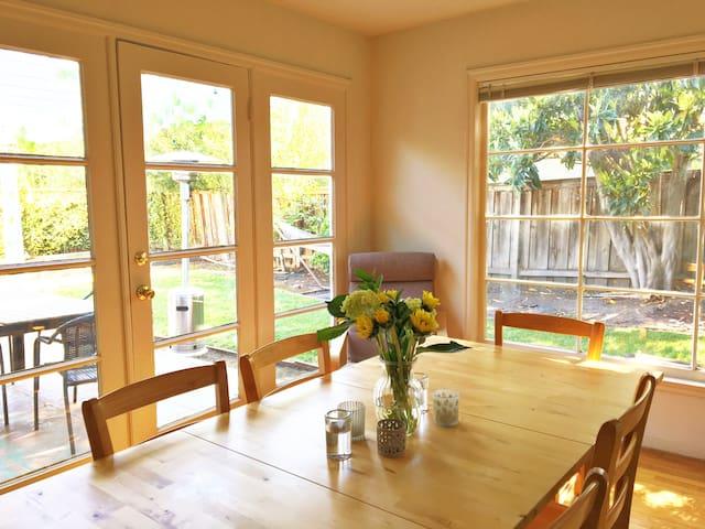 Private Room in Palo Alto House - Tech Roommates - Palo Alto - House