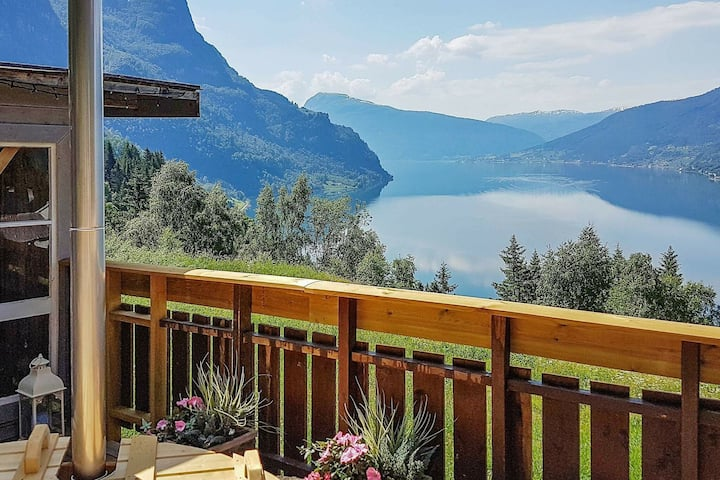 7 person holiday home in Skjolden