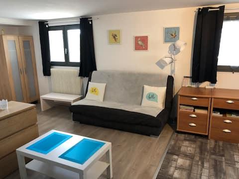 Appartement calme et paisible à St-Chamond
