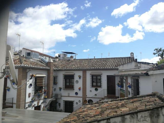 ALBAICÍN ENAMORA IV-MIRADOR DE SAN NICOLÁS-PARKING