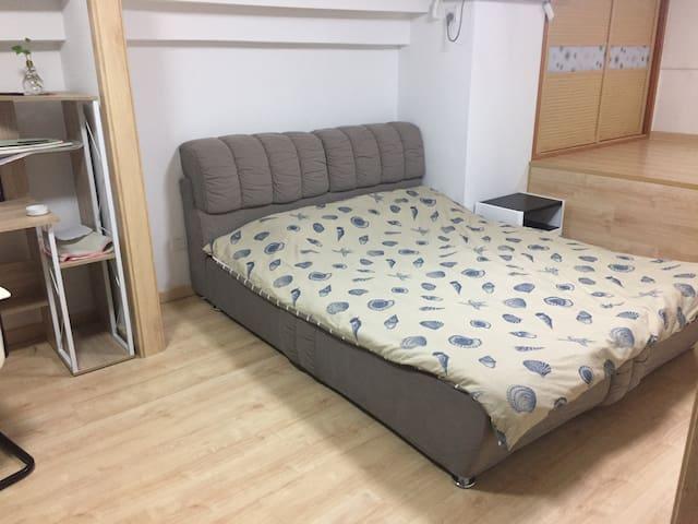 福州马尾区阳光城SOHO小复式公寓 - 福州市 - Apartment