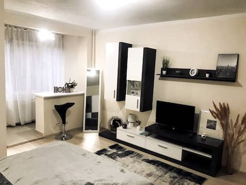 Your studio in Timișoara. Reeas Apartament 39