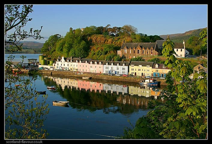 Pier House, Portree Harbour, Portree - Portree - Wohnung