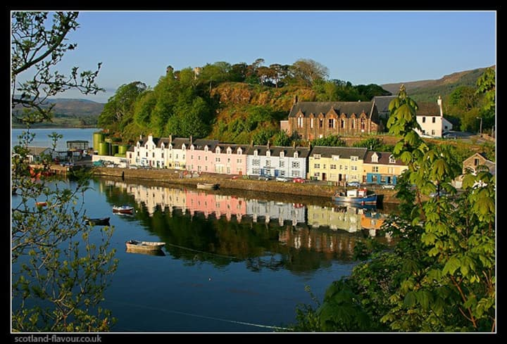 Pier House, Portree Harbour, Portree