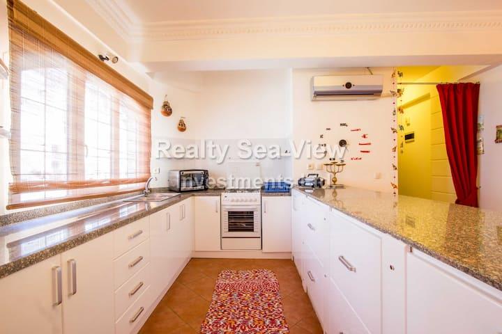Cozy holiday apartment in Hadaba