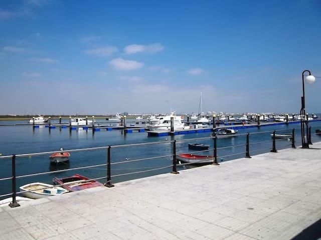 PRECIOSA VISTA, RELAX Y GASTRONOMIA - Punta Umbría - Flat