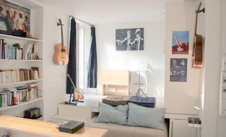Nice & Cosy Studio nearby the Eiffel Tower