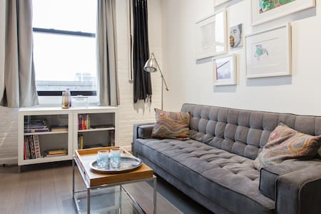 Authentic Artist's Loft - Prime Northside W'burg!! - Brooklyn  - Loft