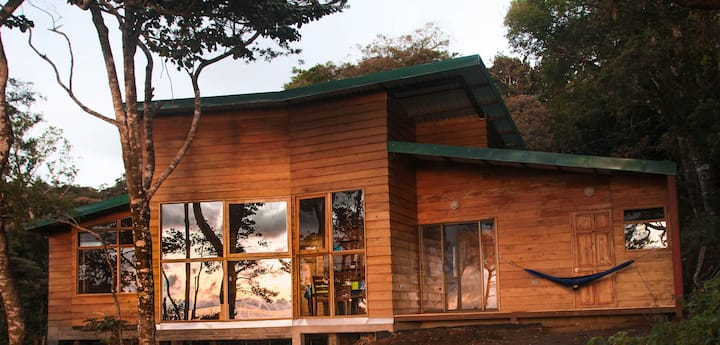 Beautiful House in Monteverde's Famous Forest