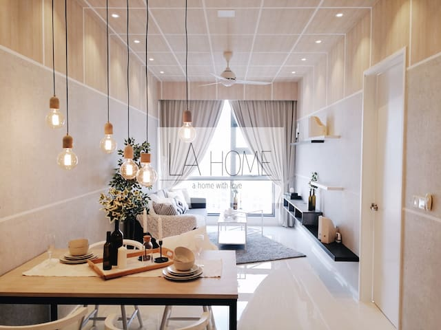 Designer Suite Bukit Bintang KLCC  【Disinfect消毒】