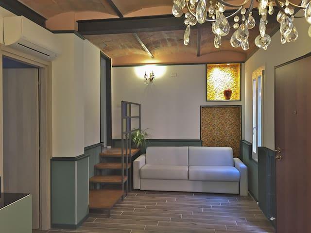 LA SUITE NEL BORGHETTO PANIGALE - Bologna - Apartment