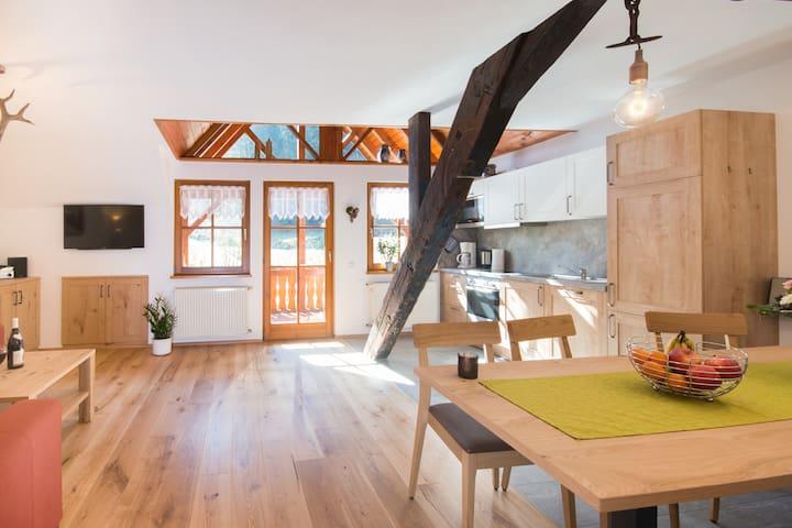 Wellness-Urlaub auf dem Bauernhof - Schiltach - Casa de vacances