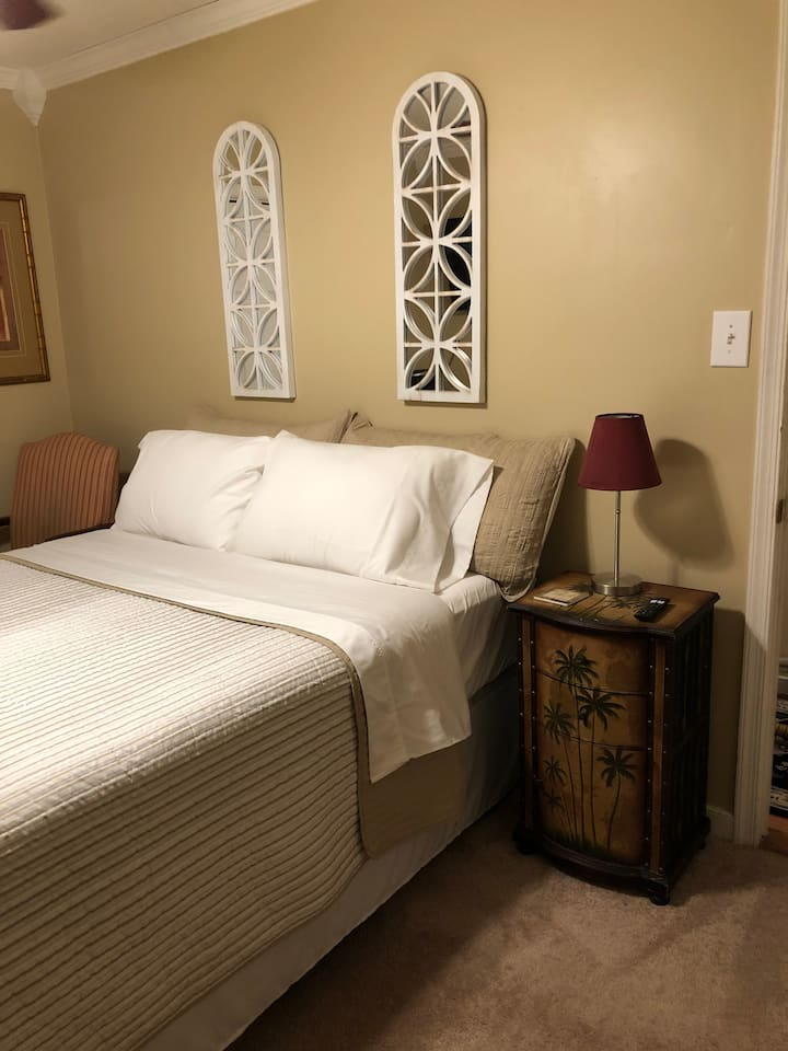 Updated Private Room & Shared Bath in West End (B)