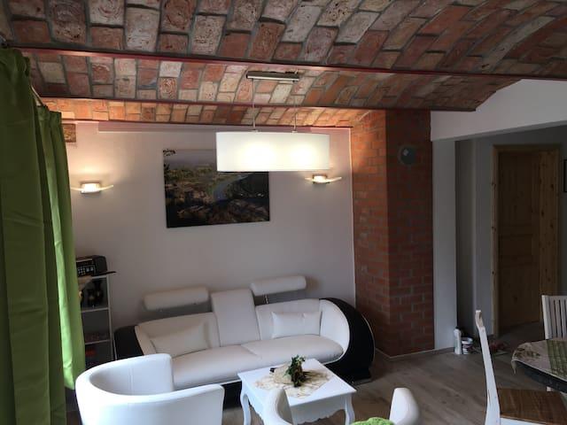 75 qm Gemütliche Ferienwohnung im Erdgeschoss