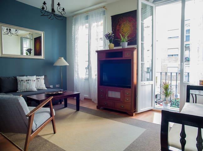 Elegant & Central Apartment in Malaga