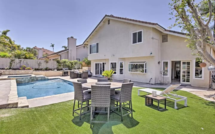 NEW LISTING! Luxurious home only 1 mile from Del Mar Beach