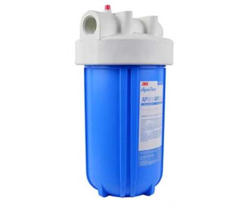 3M - Whole home water filtration unit