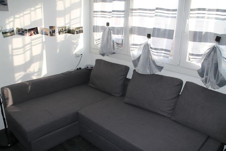 Studio Vandoeuvre, 15min de Nancy - Vandœuvre-lès-Nancy - Apartmen