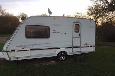 A 2 Berth touring caravan - Thetford