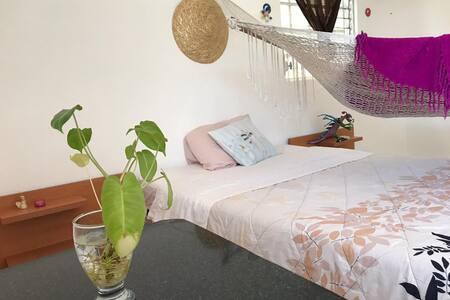 Confortable habitación en excelente ubicación