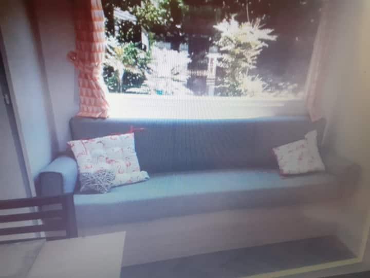 Mobile home climatisé