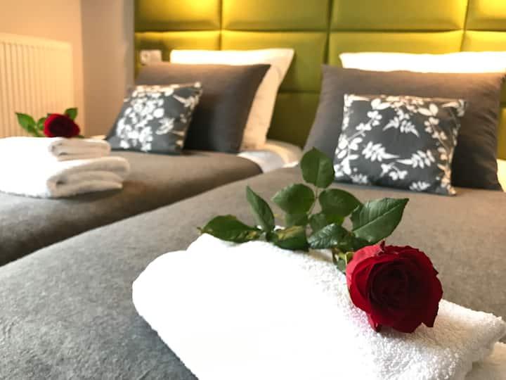 Premium Apartment  VILLA PARC - smart lock 24h!